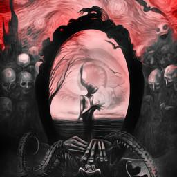 mirror darkness souls evil fx artistic hue starrystarrynight madewithpicsart masterstoryteller parietalimagination freetoedit