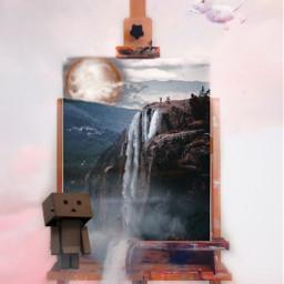 freetoedit imagination fantasyart fantasy clouds ircinnerartist