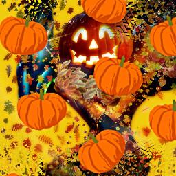 samusaran metroid pumpkin freetoedit srcpumpkins&gourds pumpkins&gourds