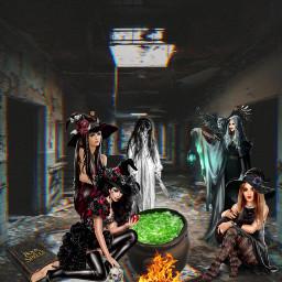 happyhalloween halloween halloweenspirit witches ghost haunted freetoedit fchappyhalloween2020 happyhalloween2020