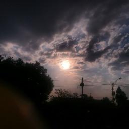 sky thesun sunshine pcpowerofnature powerofnature