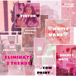pink elimanationgame games storygames bingos storybingos pinkaesthetic soft hotpink text vans buckethat tiktok trends airforce1 cowprint airpods trendy freetoedit remix