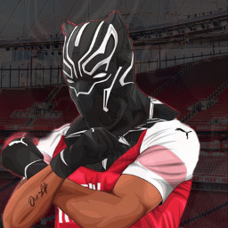 aubameyang arsenal black freetoedit
