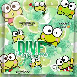 keroppi frog greenaesthetic green keroppiedit minimaledit lgbtq keroppifrog frogaesthetic