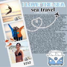 freetoedit sea seatravel travel seashells