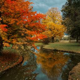 freetoedit fall autumn photography park nature