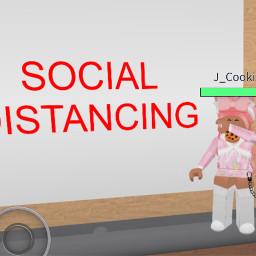 socialdistancing roblox