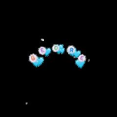 george dreamteam edit blue hearts pastel crown cute gogynotfound georgenotfound freetoedit