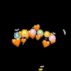 sapnap sapnapedit edit orange pastel cute dreamteamsmp freetoedit