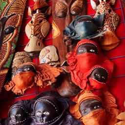 photography faces nuba mask eyes redmood