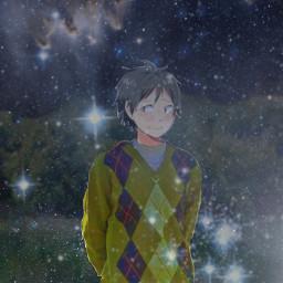 yamaguchi haikyuuedit yamaguchiedit galaxy freetoedit