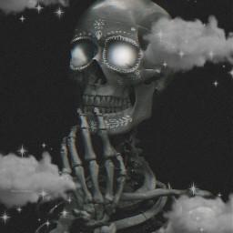 skeleton halloween october happyhalloween freetoedit fchappyhalloween2020 happyhalloween2020