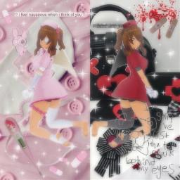menhera hospitalcore yamikawaii nurse angelcore dollcore
