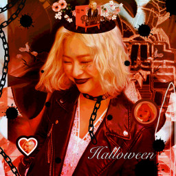 lyly_are_lyla_edit kpop kpopedit halloween itzy itzyedit itzyryujin ryujin shinryujin complexedit