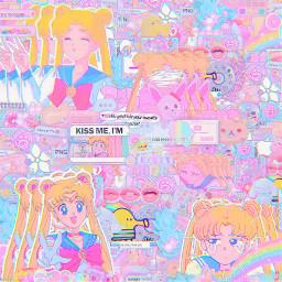 usagi tsukino usagitsukino tsukinousagi sailormoon anime animegirl animeedit e hashtagssuckass