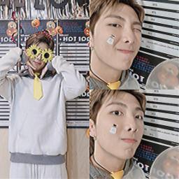 kimnamjoon bts halloween