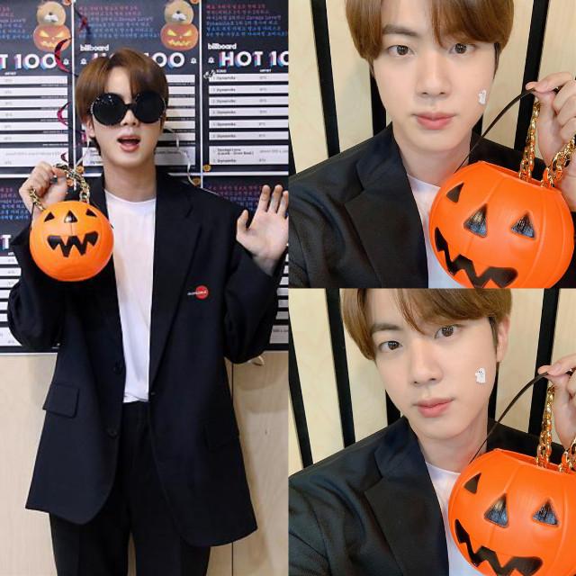 #kimseokjin #bts #halloween