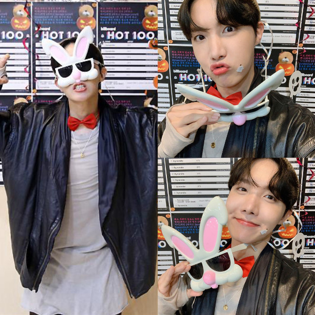 #junghoseok #bts #halloween
