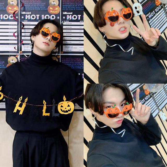 #jeonjungkook #bts #halloween