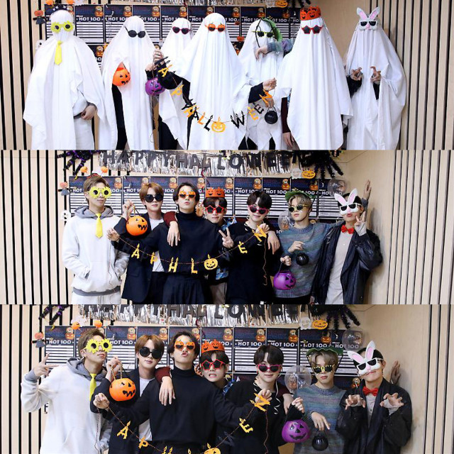 #kimnamjoon #kimseokjin #minyoongi #junghoseok #parkjimin #kimtaehyung #jeonjungkook #bts #halloween