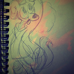 art drawing furry anthro