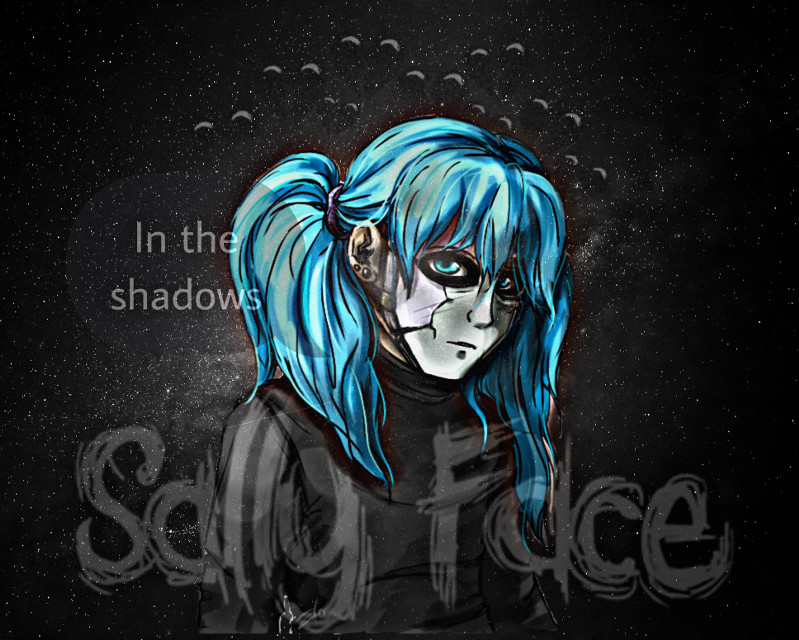 Sally face #sallyfacegame #sallyfisher