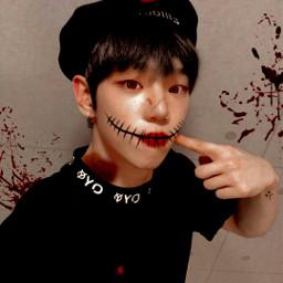 byeongkwan halloween
