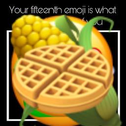 waffles waffle emoji repost chainpost thisisamazing wow freetoedit remixit