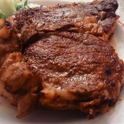 dinner food foodphotography steak ribeye yummy homemade inmykitchen delicious myphotography