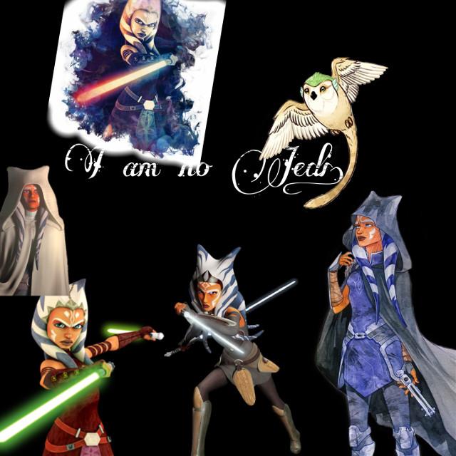 I am no Jedi. #edit #ahsokatanoedit #ahsokatano #ahsoka My new hashtag #tanotrooper Please tag me in any posts of Ahsoka and use the #tanotrooper #ahsokathegreyjedi #aestheticaccount #starwars #editsofstarwars #starwarsedits #picsartedits