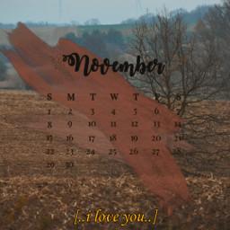calendar november autumn freetoedit srcnovembercalendar novembercalendar