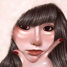 freetoedit model edit makeup manipulation