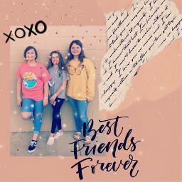 bffs beautifulbestfriends love xoxo freetoedit