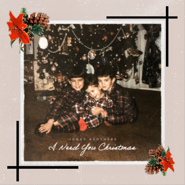 The Christmas song we all didn't know we wanted. The Jonas Brothers new song 'I need You Christmas' is such an amazing song that I know will become a classic chritmas bop for years to come. #ineedyouchristmas #christmas #jonasbrothers #jonas #jonasbros #jobros #newsong #christmasiscoming