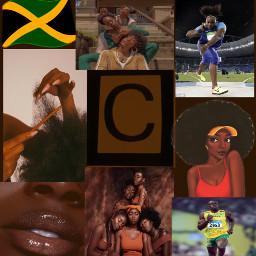blackaesthetics blackathletes blackgirlart freetoedit