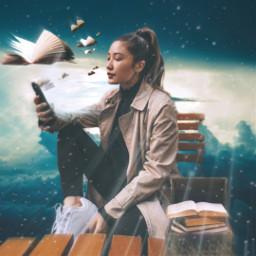freetoedit pinterest book girl magic srcflyingbooks