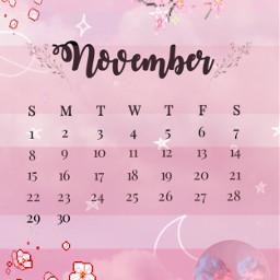 aesthtic pink lightpink japon november freetoedit srcnovembercalendar novembercalendar