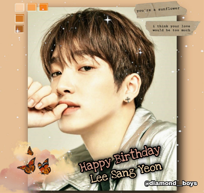 ❤❤♡Happy Birthday~ Lee Sang Yeon♡❤❤           ☆_________{04.11.1996}_________☆ ❤---------------------------❤ #HappyBirthdaySangYeon #HappySangyeonday #theboyzsangyeon #sangyeonleader #LeeSangYeon #TheBoyz #TheB #theboyz #thebtheboyz #kpop #LEESANGYEON