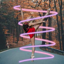 lillianaketchman lillyk aldc forest neon freetoedit