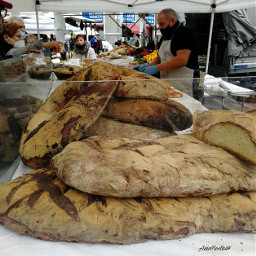 photography fotografia italy market food cibo pane bread freetoedit