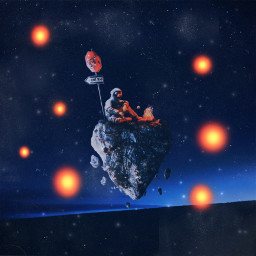 space night madewithpicsart effects orangeeffect sky creative imagination surrealisticworld surreal nightsky rocks editedonpicsart picsarteffect interesting becreative art freetoedit