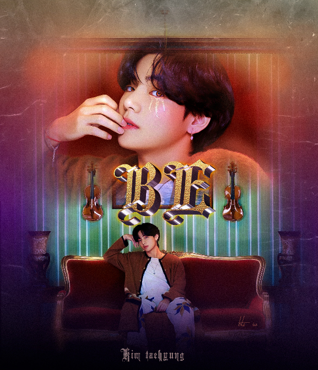 [ TAEHYUNG BE 🎻 ] just manipulated his concept photo ? Anyway I'm extremely luv in w this new concept ?? Like customized rooms for each members!!  Hope u guys like it tho I kinda ruined it ?  #freetoedit #kpop #kpopedit #bts #tae #taehyung  #kimtaehyung #btsedit #vbts #btsv #jimin #jungkook #jhope #jin #suga #rm #graphicdesign  @picsart