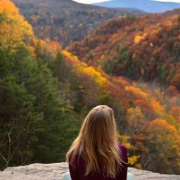 fall hiking mountains naturephotography sunrise sceneryphotography scenery freetoedit