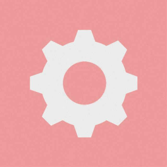 #settingslogo #settingsicon #pinklogo #pinkicon #logo #icon #aesthetics