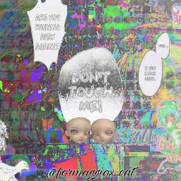 freetoedit animecore traumacore imfine mentalillness schizophrenia scenecore