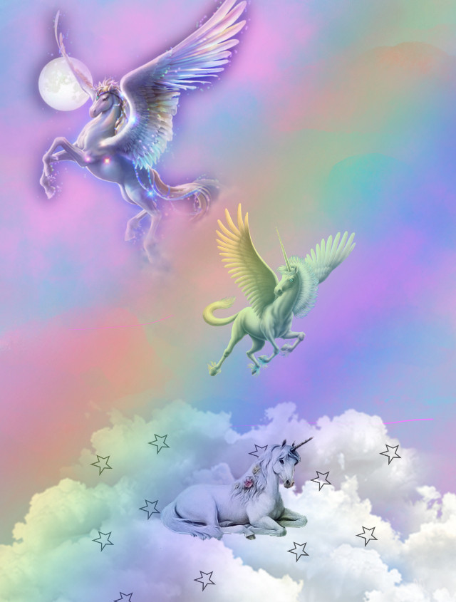 Unicorn word#unicorn#rainbow#beutyful