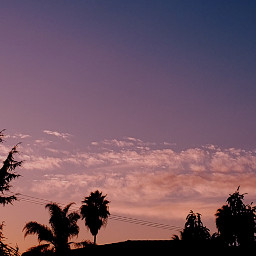 sky purple pink aesthetic aestheticsky purplesky freetoedit