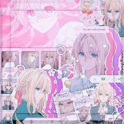 violetevergarden anime animegirl animeedit animeicon animeday