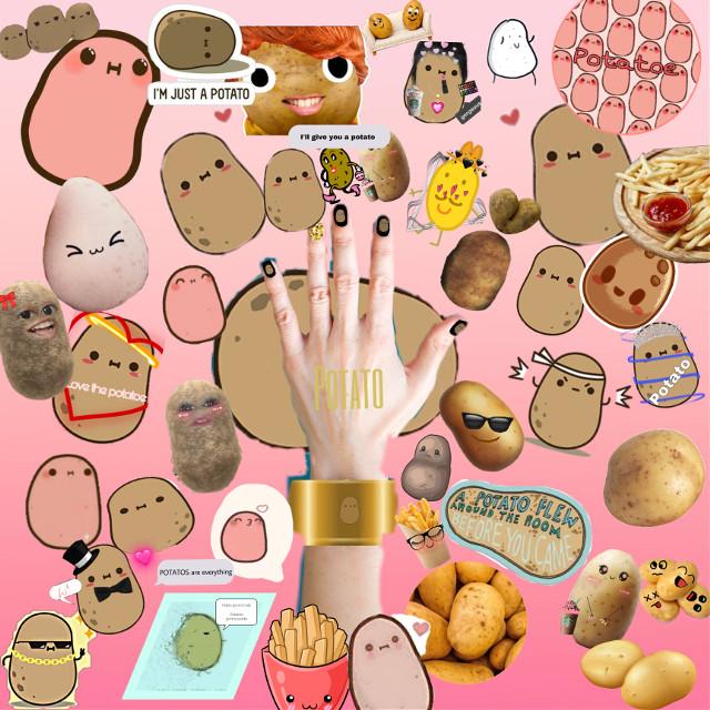 #potatoes