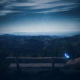 blue bluevelvet relaxing lonely moonlight freetoedit